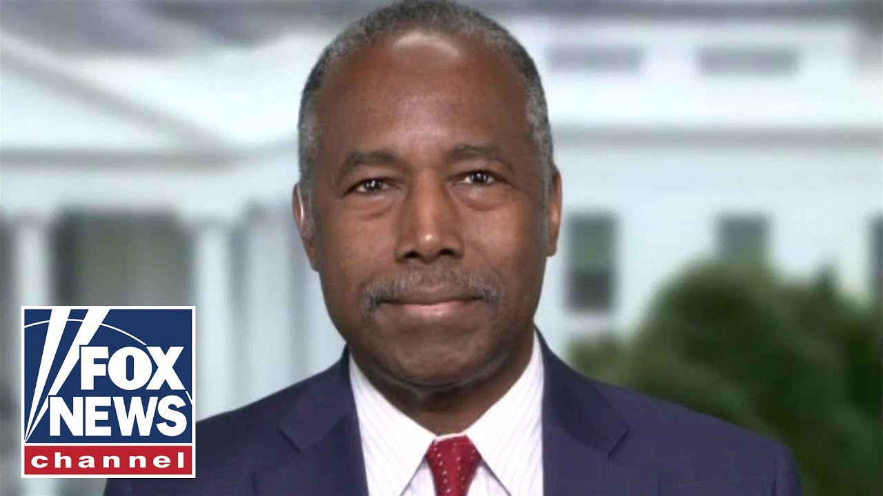Ben Carson slams cancel culture as 'poison' in our system