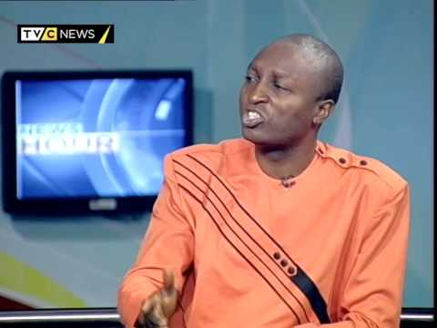 Interview with Chukwuemeka Eze | TVC News