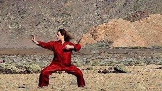 Qi Gong Flow : Bogenschütze Archer / Kranich Crane: Kurs Teil 2