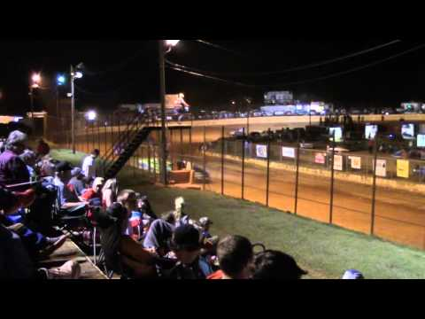 Hartwell Motor Speedway SECA Late Models 3/12/16