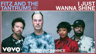 YouTube動画:Fitz and The Tantrums - I Just Wanna Shine (Live Performance) | Vevo