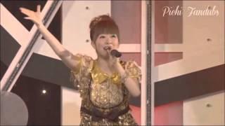 Shimizu Saki solo lines in 「Berryz工房&℃-ute コラボコンサートツア...