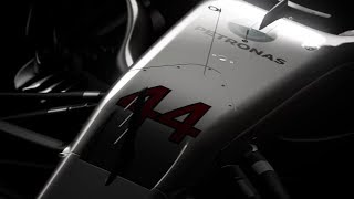 Gran Turismo Sport - Mercedes-AMG F1 W08 EQ Power+ 2017 - Unveiled