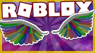 How to get the colorful wing/Next Gen movie Event-Roblox