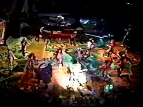 Cats Zurich Company 1991-92  Act 1 Opening to Ball Judders