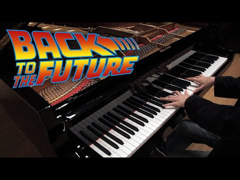 Back to the Future Medley - Epic Piano Solo | Leiki Ueda
