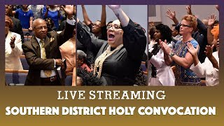 124th Southern District Holy Convocation