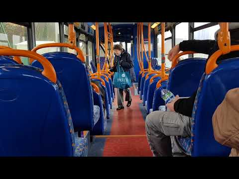 Stagecoach East Midlands (Lincoln Poppy Bus) ADL Enviro 300 27637 FX10DUJ