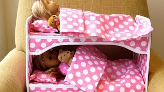 How To Travel With Your American Girl Doll - Two Night Hotel Vacation Stay