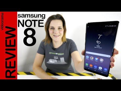 Samsung Galaxy Note 8 review -con el ENEMIGO en casa-