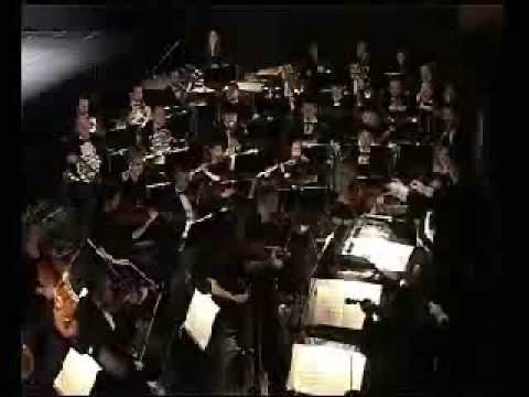 Eleftherios Kalkanis Conducts Athens Symphony Orchestra and Chorus.