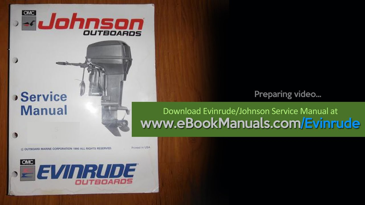 Johnson Outboard Parts Diagram Youtube