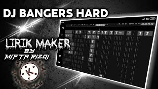 Newlyrics maker2k21 || STORY WA Go Go Go apa lo' (join to MC SGF)