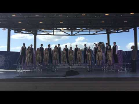 Tabb High School Jazz Choir Disney Performance