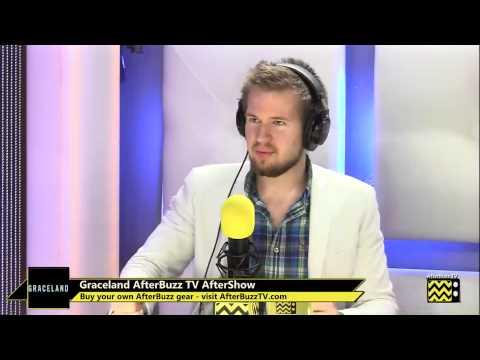 "Graceland  After Show  Season 1 Episode 2  "" Guadalajara Dog ""  | AfterBuzz TV"