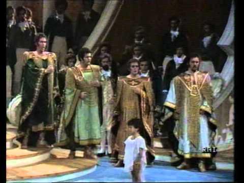 Rossini   Ermione Caballe, Horne, Merritt, Blake, Morino; G Kuhn   Pesaro 1987