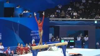 Gabrielle Douglas - 2011 Worlds - Prelims Routines