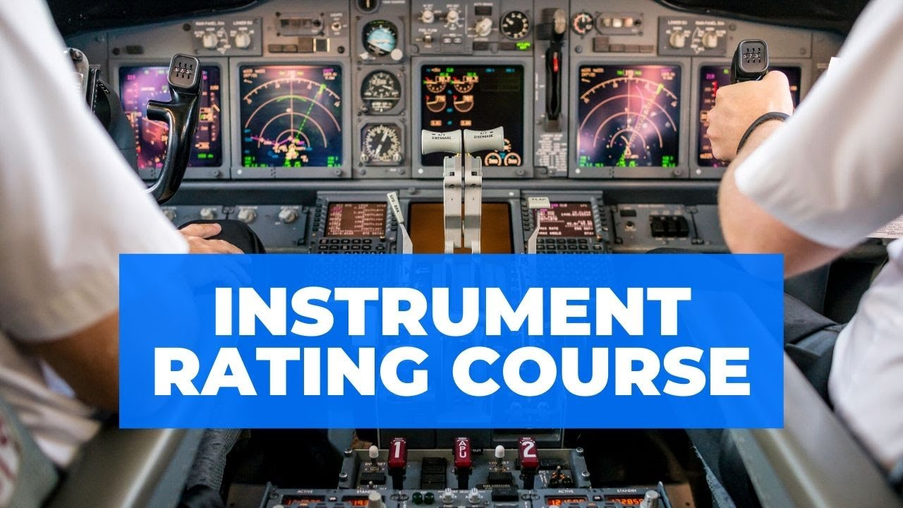Epic Flight Academy | Instrument Rating