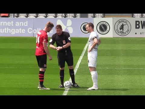 Boreham Wood Maidenhead Goals And Highlights