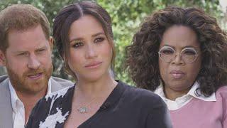 <b>Prince Harry</b> and <b>Meghan Markle's</b> Interview With Oprah: Watch the ...