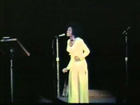 Rozetta Johnson-1972 Benefit for Alabama Special Olympics