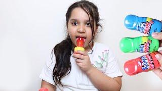 تعليم الاطفال اللغة الانجليزية - أغنية الحروف الانجليزية learn color with fruit song