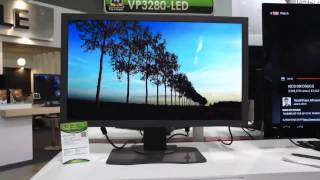ViewSonic 4K Monitor Hands On Review - VP3280-LED 31.5-Inch