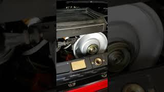 Première remise en route après une grosse révision du moteur Porsche 930 Turbo 3.3