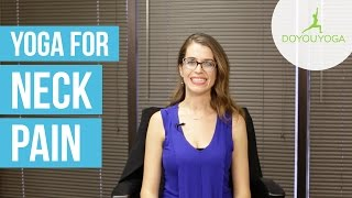 Office Yoga for Neck Pain | Day 9 | Office Yoga Challenge