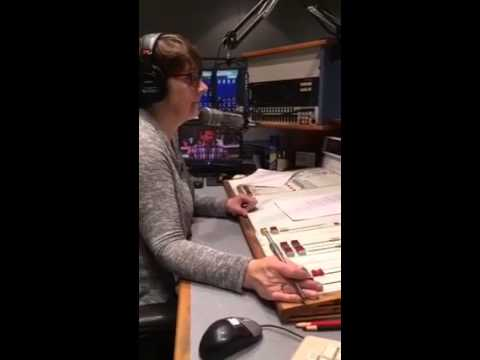 ABC Radio's Cheri Preston Anchors The News
