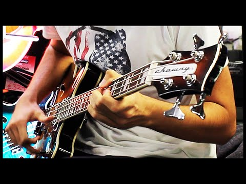 Download Youtube: LIVE FUNK BASS JAM!