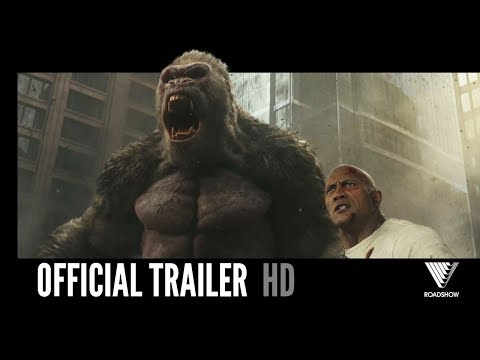 RAMPAGE | Official Full online #2 | 2018 [HD]