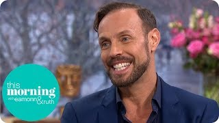 "Dancing on Ice Judge Jason Gardiner on Being the ""Villain"" 