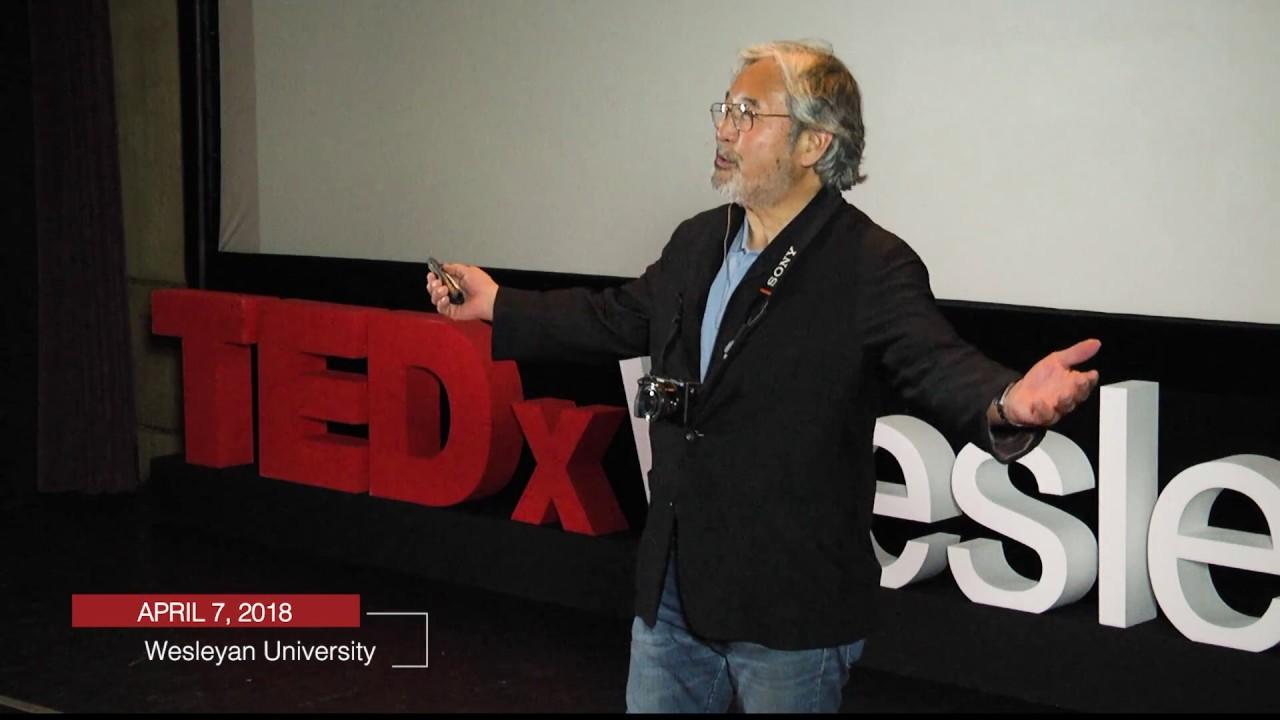 Mastering Chance | Michael Yamashita | TEDxWesleyanU