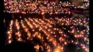Candle Light_Malam Natal GBI ROCK AMBON - 2010