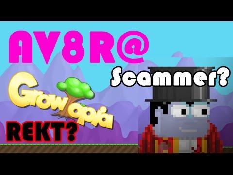 Growtopia | Growtopia REKT - Full story @AV8R