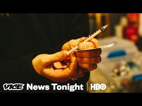 Iowans Are Trying To Legalize An Underground Needle Exchange | World of Hurt (HBO)