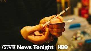 Iowans Are Trying To Legalize An Underground Needle Exchange | World of Hurt (HBO) thumbnail
