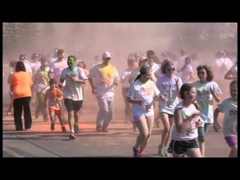 Color Dash 5K
