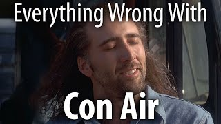 Download Everything Wrong With Con Air In 18 Minutes Or Less Mp3 and Videos