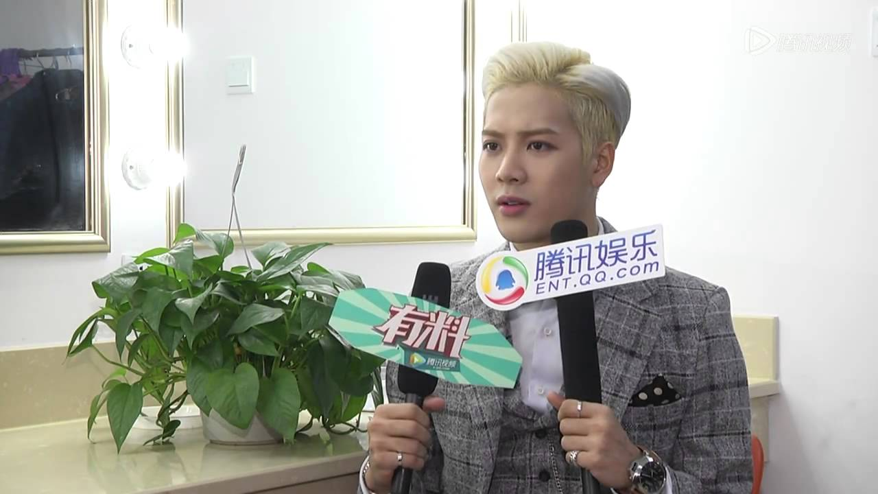 [VIETSUB] 151204 Tencent interview - GOT7 Jackson
