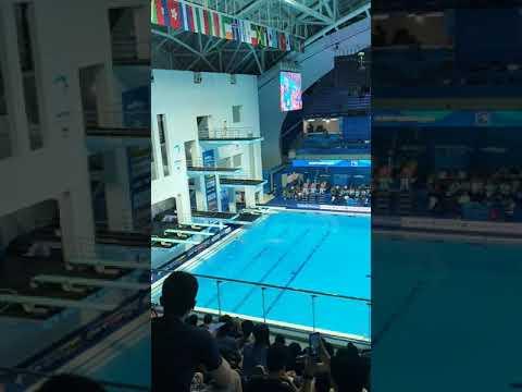 190720 2019 FINA world championship 10m platform men diving final Oleksii Sereda from Ukraine