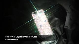 DSstyles' First Swarovski Crystal iPhone 6 Case Bling in the Universe Thumbnail
