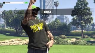 Grand Theft Auto V Golf World Record 16 under par