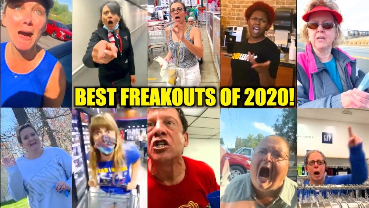 Download The TOP 25 Public Freakouts of 2020 *SPECIAL EPISODE*