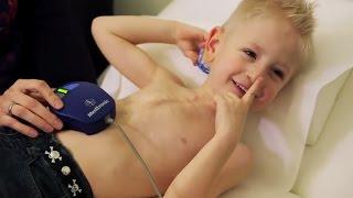 BioPacer - ein biologischer Herzschrittmacher als neue Chance für herzkranke Kinder