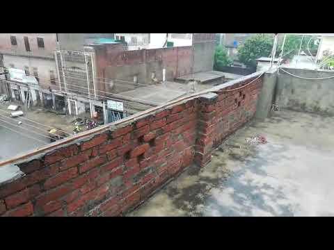 Heavy Rain In Daska And Storm Update From Usama Mughal