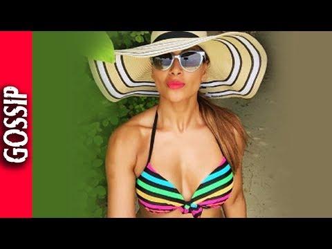 Bipasha Basu Shares Her Bikini Picture - Bollywood Gossip 2017