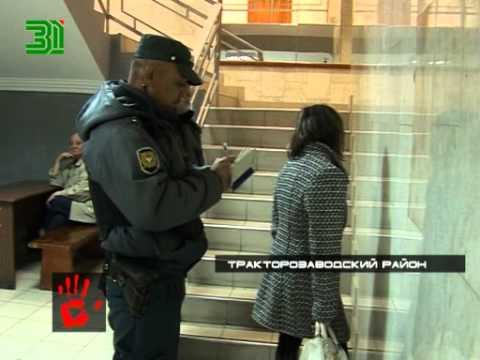 видео: Девушка устроила истерику в милиции