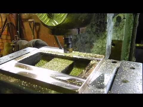 Slide valve machining